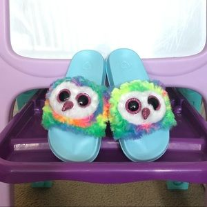 Ty sandals 🦉💙